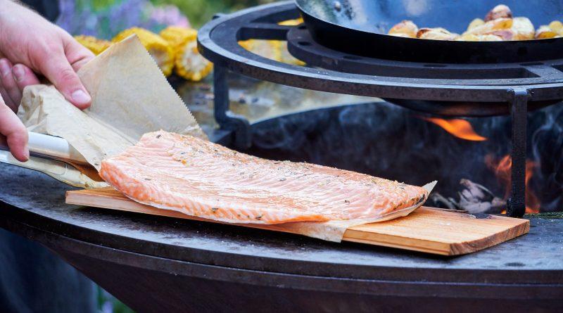 Comment faire cuire un poisson à la plancha ?